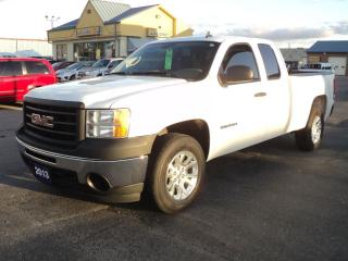 Used 2013 GMC Sierra 1500 ExtCab 6ft Box for sale in Brantford, ON