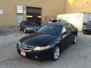 Used 2006 Acura TSX Base\SUNROOF\HEATED SEATS\LEATHER for sale in North York, ON