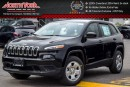 New 2017 Jeep Cherokee NEW Car Sport|4x4|Bluetooth|A/C|Selec-Terrain|Cruise|KeylessEntry| for sale in Thornhill, ON