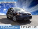 New 2017 Volkswagen Golf 1.8 TSI Trendline USB INPUT, BLUETOOTH, HEATED SEATS for sale in Surrey, BC