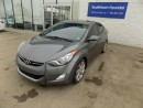 Used 2013 Hyundai Elantra NAVI, LEATHER, SUNROOF for sale in Edmonton, AB