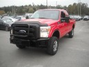 Used 2011 Ford F-250 SD SuperCab Short Box 4WD Diesel with Airbag suspension for sale in Burnaby, BC