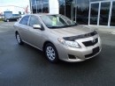Used 2009 Toyota Corolla CE for sale in Courtenay, BC