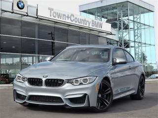 Used 2016 BMW M4 Coupe for sale in Unionville, ON