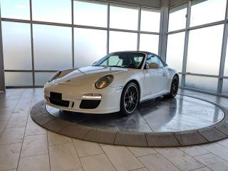 Used 2011 Porsche 911 911 GTS Cabriolet for sale in Edmonton, AB