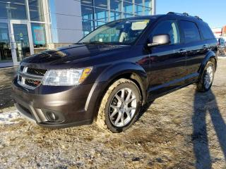 Used 2016 Dodge Journey R/T for sale in Peace River, AB