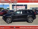 Used 2016 Jeep Cherokee Trailhawk 4X4 8.4 for sale in Milton, ON