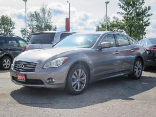 Used 2011 Infiniti M37x BASE AWD for sale in Guelph, ON