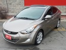 Used 2013 Hyundai Elantra BEIGE for sale in Cornwall, ON
