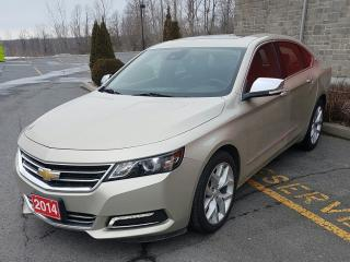 Used 2014 Chevrolet Impala LTZ for sale in Cornwall, ON