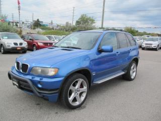 Used 2003 BMW X5 4.6 IS for sale in Newmarket, ON