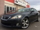 Used 2009 Lexus IS 250 FULLY LOADED WITH LEATHER, CAMERA AND NAVIGATION. for sale in North York, ON