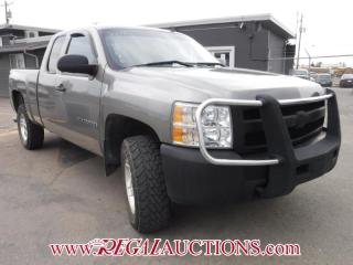 Used 2009 Chevrolet Silverado 1500 4D EXT CAB 4WD for sale in Calgary, AB