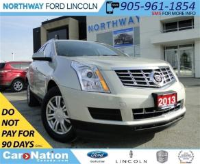 Used 2013 Cadillac SRX | EXPANSION SALE ON NOW | PANO ROOF | for sale in Brantford, ON