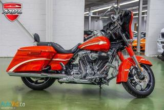 Used 2010 Harley-Davidson FLHXSE CVO Electra Glide Screaming Eagle 110 for sale in Oakville, ON