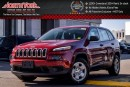 New 2017 Jeep Cherokee Sport|ColdWthrPkg|R.Start|HeatedFrSeats|Backup_Cam|Cruise| for sale in Thornhill, ON
