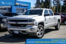 New 2017 Chevrolet Silverado 1500 2LT Navigation, Heated Seats, and Backup Camera for sale in Port Coquitlam, BC