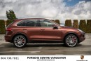 Used 2013 Porsche Cayenne Turbo w/ Tip for sale in Vancouver, BC