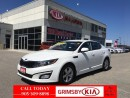 Used 2015 Kia Optima WOW! DRIVE A 2015 OPTIMA FOR ONLY $62.00 PAYMENT!! for sale in Grimsby, ON