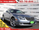 Used 2004 Chrysler Crossfire | LEATHER| POWER SEATS| ONLY 92, 667 KMs| for sale in Burlington, ON