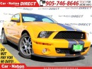 Used 2007 Ford Mustang GT500| 40TH ANNIVERSARY| NAVI| LOW KMs for sale in Burlington, ON
