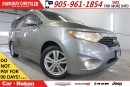 Used 2012 Nissan Quest PRE-CONSTRUCTION SALE| SL| POWER DOORS & TAILGATE for sale in Mississauga, ON