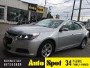 Used 2015 Chevrolet Malibu LOW,LOW KMS!/REDUCED FOR A QUICK SALE! for sale in Kitchener, ON