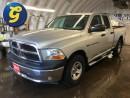 Used 2011 Dodge Ram 1500 QUADCAB*4WD*HEMI**4 BRAND NEW ZEETEX AT1000 LT TIRES* for sale in Cambridge, ON