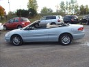 Used 2001 Chrysler Sebring Limited  for sale in Fenelon Falls, ON