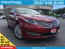 Used 2013 Lincoln MKZ LOADED | BACK UP CAM | REMOTE START | for sale in Burlington, ON