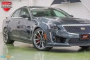 Used 2016 Cadillac CTS-V Sedan for sale in Oakville, ON