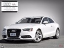 Used 2013 Audi A5 quattro Coupe for sale in Halifax, NS