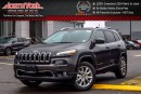 New 2017 Jeep Cherokee Limited 4X4|Nav|Luxury Pkg.|Pano_Sunroof|Leather|R.Start|18