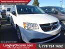 New 2017 Dodge Grand Caravan CVP/SXT for sale in Surrey, BC