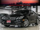 Used 2013 Mercedes-Benz E350 AMG|AWD|NAVI|BLINDSPOT|REAR CAM|COOLEDSEATS for sale in North York, ON