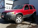Used 2005 Ford Escape XLT for sale in Brampton, ON
