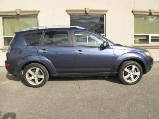 Used 2008 Mitsubishi Outlander XLS - 7 Passenger with NAV for sale in Scarborough, ON