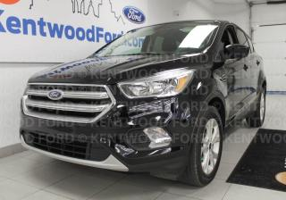 Used 2017 Ford Escape SE 4WD ecoboost with heated seats and a back up cam for sale in Edmonton, AB