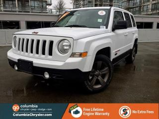 Used 2017 Jeep Patriot 75th Anniversary for sale in Richmond, BC