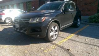 Used 2012 Volkswagen Touareg EXECLINE for sale in Concord, ON