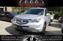 Used 2009 Acura MDX Elite Package NAV. for sale in Etobicoke, ON