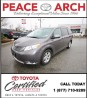 Used 2011 Toyota Sienna V6 7 PASSENGER/LOCAL/ONE OWNER for sale in Surrey, BC