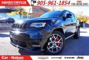 Used 2017 Jeep Grand Cherokee SRT|BRAND NEW|FWD COLLISION WARNING| PANO SUNROOF| for sale in Mississauga, ON