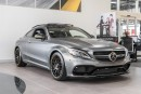 Used 2017 Mercedes-Benz C63 S AMG Coupe for sale in Langley, BC