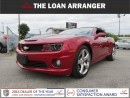 Used 2012 Chevrolet Camaro Convertible 2SS for sale in Barrie, ON