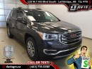 New 2017 GMC Acadia SLE-7 Passenger, Andriod/Apple Carplay for sale in Lethbridge, AB