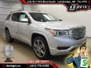 New 2017 GMC Acadia-CONNECT & WIN Denali for sale in Lethbridge, AB
