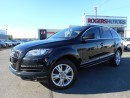 Used 2013 Audi Q7 3.0T QTRO - NAVI - PANORAMIC ROOF for sale in Oakville, ON