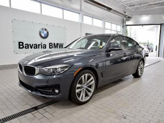 Used 2017 BMW 330i xDrive Gran Turismo for sale in Edmonton, AB