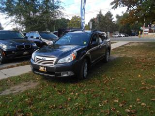 Used 2011 Subaru Outback - for sale in Scarborough, ON